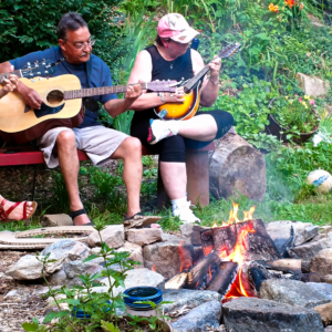 Campfire and Storytelling - Bryson City United Methodist Church